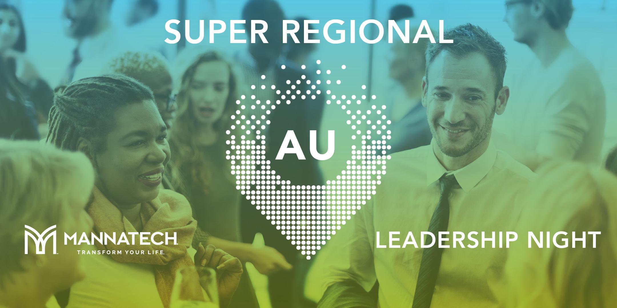Australia Leadership Night