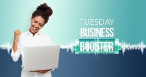 Tuesday Business Booster – Leadership Development