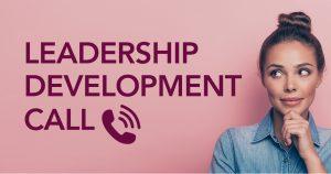 Leadership Development Training Call