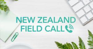 New Zealand Field Call
